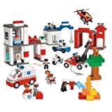 LEGO® Education DUPLO Rettungsdienste Set 9209