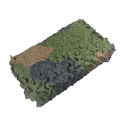 WZHCAMOUFLAGENET Mountain Mode Camouflage Net Zelt Tuch Sonnenschirm Geeignet Für Garten Dekoration Fotografie Multi-Size Optional (größe : 3 * 7m)