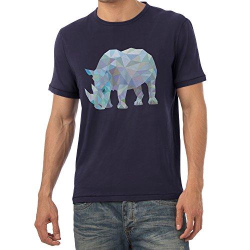 TEXLAB - Poly Rhino - Herren T-Shirt Navy