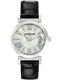 aa1e44078cee Saint Honoré Reloj Analogico para Mujer de Cuarzo con Correa en Cuero  7520111BYRN