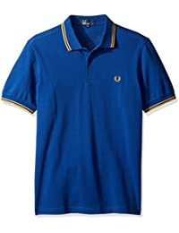 Fred Perry - Polo Fpmm3600 139 Royal Blue