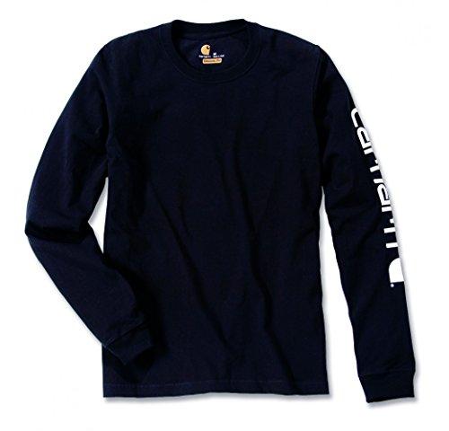 carhartt-logo-manches-longues-en-coton-a-manches-longues-t-shirt-100-ek231-couleurnoirpointurem