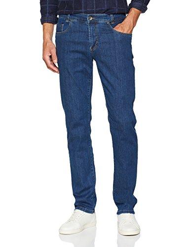 Atelier GARDEUR Herren Straight Jeans NEVIO-11, Blau (Indigo 67), W36 91b0de4206