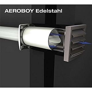 Energiespar-Mauerkasten Ø 150 mm Aeroboy