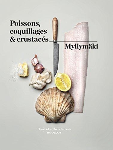 Poissons, coquillages et crustacés par Tommy Myllymäki