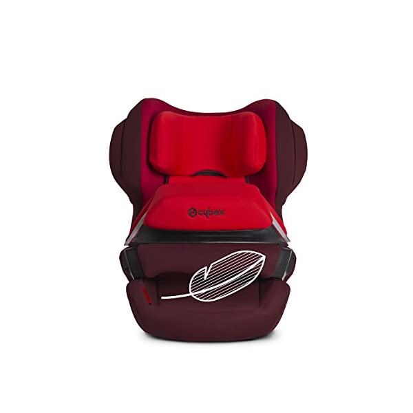 Cybex Silver Juno 2-Fix Child's Car Seat, for Cars with ISOFIX, Car Seat Group 1 (9-18 kg), Blue Moon Cybex Gr. 1, 9 - 18 kg, from approx. 9 months up to 4 years Test winner in the european child car seat test 11/2013 Adjustable impact shield 5