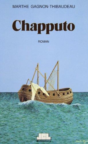 Chapputo par Marthe Gagnon-Thibaudeau