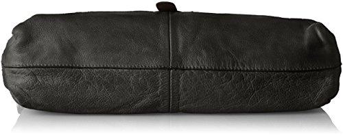 Taschendieb Td0803, sac bandoulière Gris anthracite