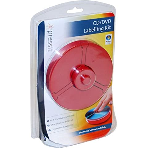 PressIt DVD/CD Labelling Kit