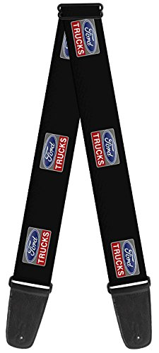 ford-automobile-company-ford-trucks-logo-guitar-strap