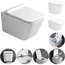 Suchergebnis auf Amazon.de für: wand wc eckig