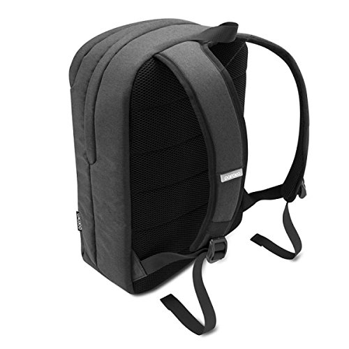 Rucksack-Computer-Tasche 14-Zoll-Business-Umhängetasche Grey