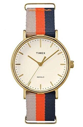 Timex Weekender Fairfield Unisex-Armbanduhr 37mm Armband Nylon Quarz TW2P91600