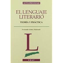 El Lenguaje Literario (Autoaprendizaje)