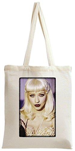 Christina Aguilera Tote Bag Dvr Cd