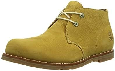 Timberland  Earthkeepers Rugged Lt Plain Toe Chukka Wp- Chukka boots homme - Jaune - Burnished Wheat Nubuck,  44.5 EU (10 UK)