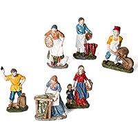 Gerimport Figuras Oficios Belen 13cm Surtido A Elegir 1
