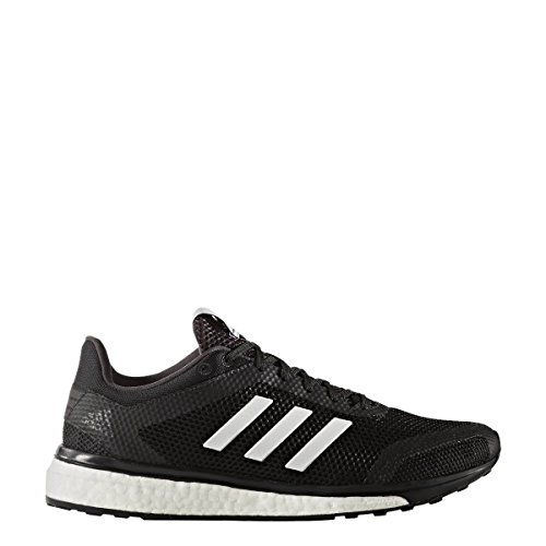 adidas Response Plus, Chaussures de Running Compétition homme Noir (Negbas/ftwbla/neguti)