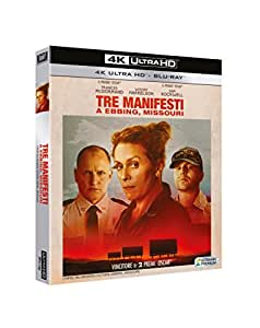 Tre Manifesti a Ebbing Missouri (4K UHD + Blu-Ray)