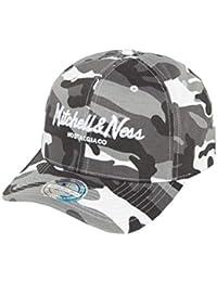 Mitchell   Ness Mujeres Gorras Gorra Snapback Own Brand Pinscript High  Crown 110 1096eaf1cb9