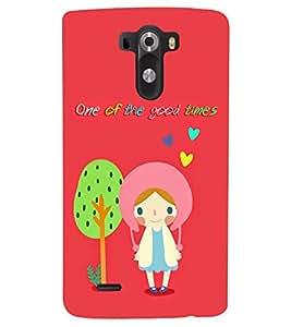 PRINTSHOPPII CARTOON Back Case Cover for LG G3::LG G3 D855