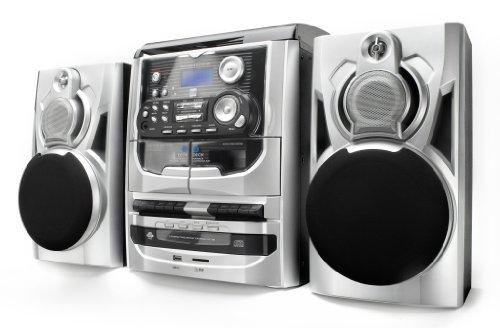 dual-mp-301-mini-stereo-system-100w-3-fach-cd-wechsler-doppel-kassettendeck-plattenspieler-mp3-rds-r