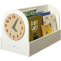 Preisvergleich für Tidy Books ® - Die originale Kinder-Bücherbox - Aufbewahrung für Kinderbücher - Tragbares Bücherregal aus Holz für Kinder - 34 x 54 x 28 cm