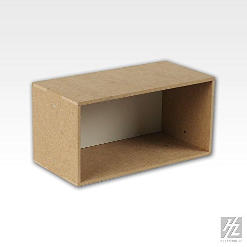 Hobbyzone Offenes Lager Modul (Hutch Storage Module) MWS HZ-OM14 (Hutch Regale)