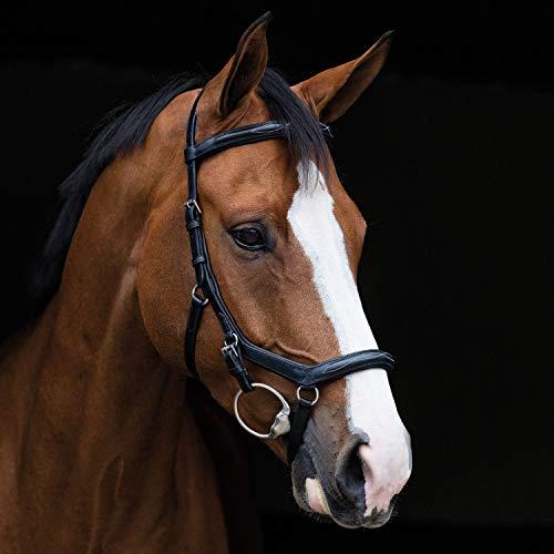 Horseware Rambo Micklem Deluxe Bridle - black - WB
