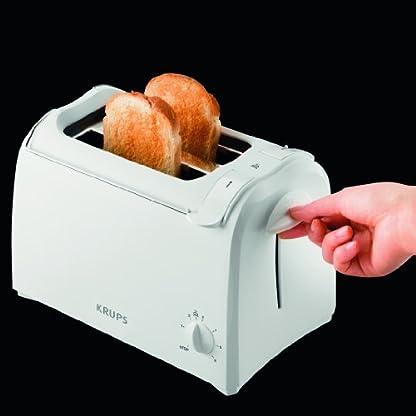 Krups-KH1511-Toaster-Aroma-mit-6-Brungssufen-und-2-Toastschlitze-wei