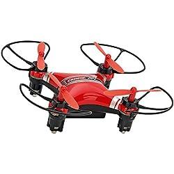 Carrera RC - Micro Cuadricóptero, Micro Drone, 7 x 7 cm (370503005)
