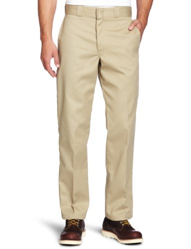 Dickies 874 Work Pant (Khaki) Gr. 33/32 (Dickies Khaki Pants Work 874)