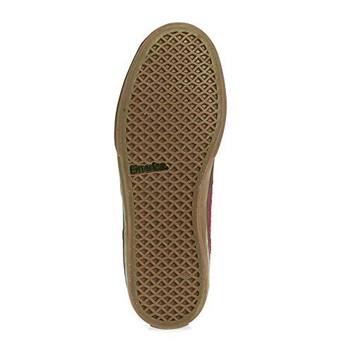 Emerica - Provost Slim Vulc Scarpe Da Skateboard Uomo Rosso