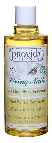 Provida Living Nails Bio-Nagellack-Entferner -