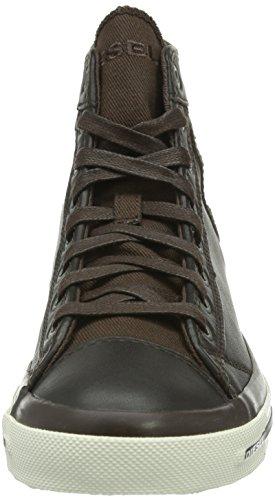 Diesel Magnete Exposure I - Sneaker, Baskets Hautes Homme Multicolore - Mehrfarbig (T2186)