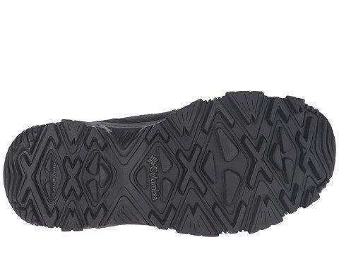 Columbia Gunnison, Chaussures de Randonnée Hautes Homme Charbon
