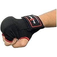Pro impacto guante de boxeo MMA, Boxeo, Quick Wraps pequeño 1par