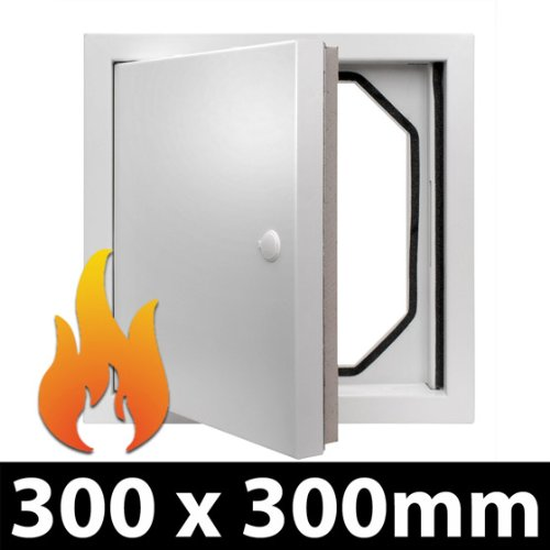 FIRE ESTIMADA – PANEL DE ACCESO ESTANDAR LOCK – PANEL DE 300 X 300 MM PF – SINGLE
