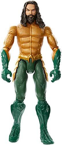 (Mattel FXF91 DC Aquaman 30 cm Figur, Spielzeug Actionfiguren ab 4 Jahren)