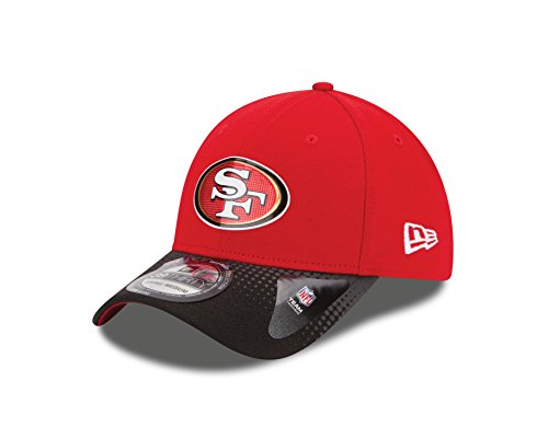 New Era 2015NFL Draft 39THIRTY Stretch Fit Cap M/L rot Nfl-draft 2015