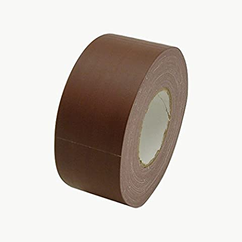jvcc J90Low Gloss gaffer-style Duct Tape, rosso, J90/BUR360