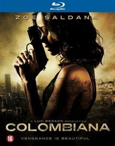 COLOMBIANA [BLU-RAY] (2011)
