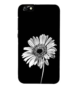 Beautiful Flower 3D Hard Polycarbonate Designer Back Case Cover for Huawei Honor 4X :: Huawei Glory Play 4X