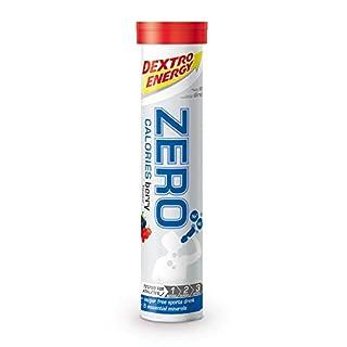 Elektrolyte Getränk Dextro Energy Zero Calories | 12x20 Elektrolyt Tabletten | Berry Geschmack | Elektrolyt Pulver Alternative | Vegan & Zuckerfrei