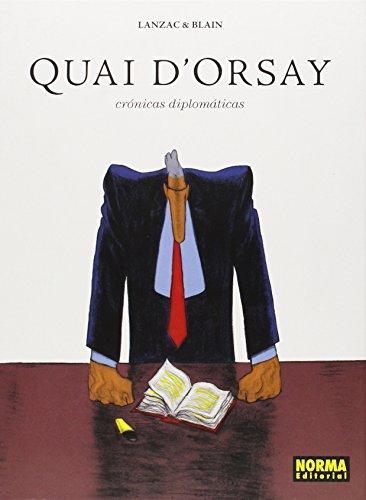 Descargar Libro Quai d'orsay edición integral de Blain Lanzac