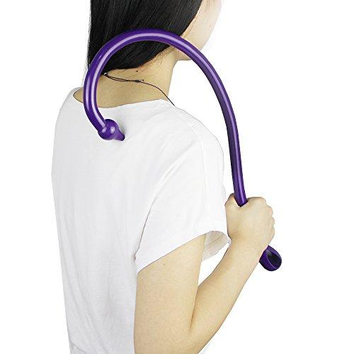 MSG, Massaggiatore Terapia strumento per agopressione Strumenti-Massaggiatore per schiena gancio