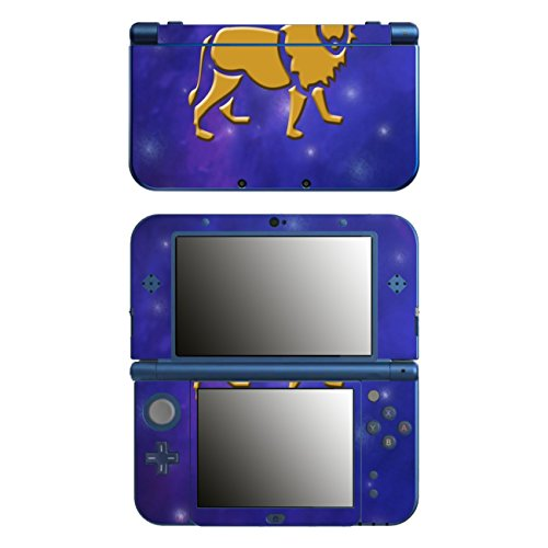 "Price comparison product image Disagu Design Skin for New Nintendo 3DS XL - motif ""Löwe"""