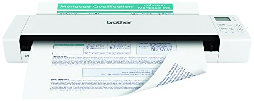 Brother DS-920DW Scanner mobile |...