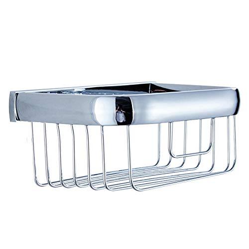 Küchenarmaturen Waschtischar Spültischarmatur Schweißen Bad Regal Chrom Quadratischen Korb -