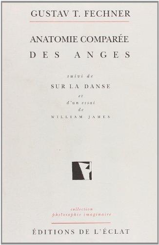 Anatomie Comparée des anges